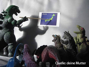 Godzilla: Taktische Besprechung