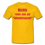 Affenhirnsushi-Shirt