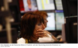 Krisenbanker im Handelsblatt 2