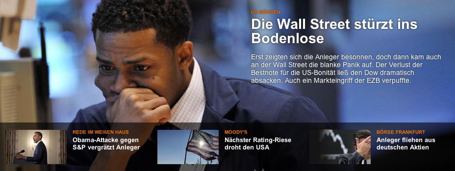 Krisenbanker im Handelsblatt